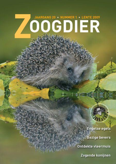 Zoogdier <br>(€15/jaar)